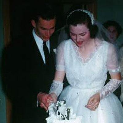Novak 60th Wedding Anniversary