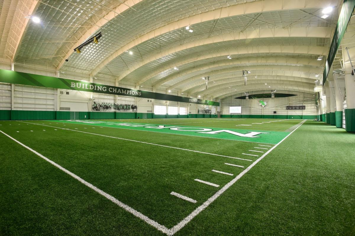 UNT indoor 2