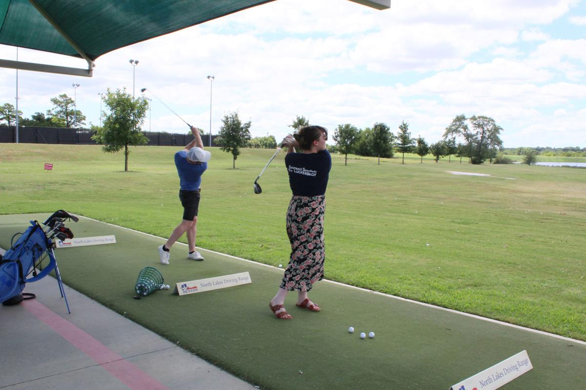 North Lakes Driving Range
