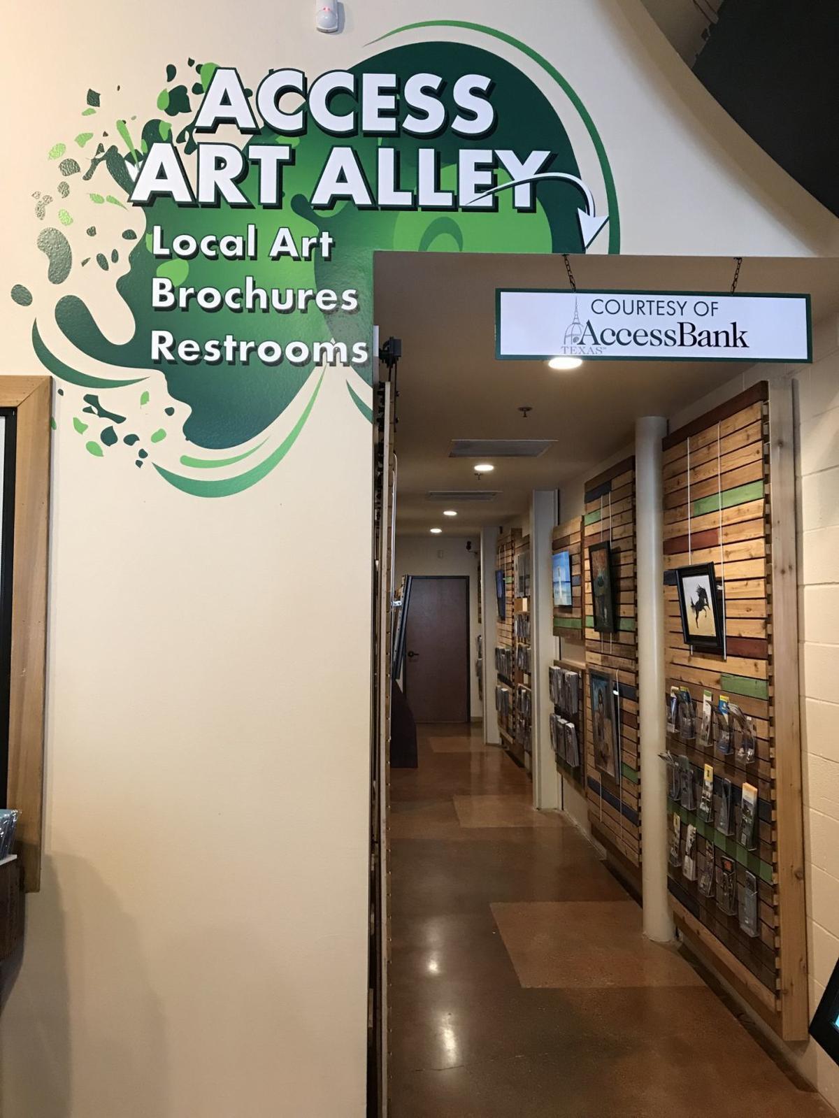 Access Art Alley