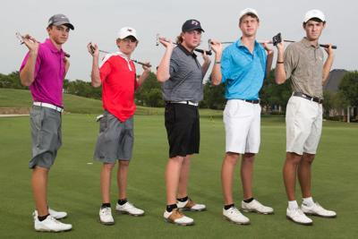Boys Golf: Argyle claims Day 1 lead at 4A state tourney