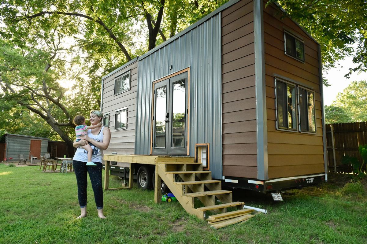 Tiny homes poised to make big gains in Denton with City Council's