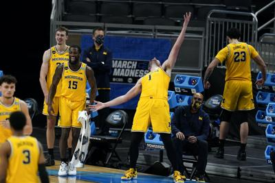 APTOPIX NCAA Florida St Michigan Basketball
