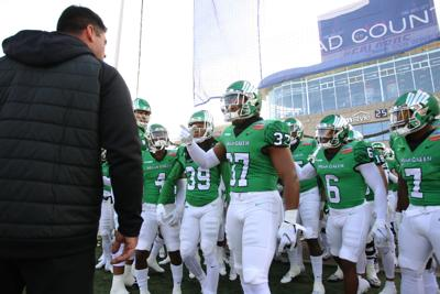 North Texas spring practice CDC