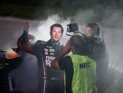Truex makes it look easy for third win of season