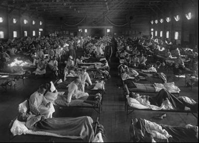 1918 hospital