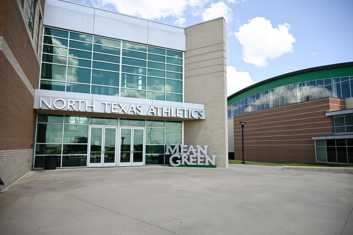 UNT Athletic Center