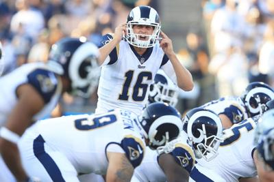 Goff leads early TD drive, Rams hold off Cowboys in exhibition