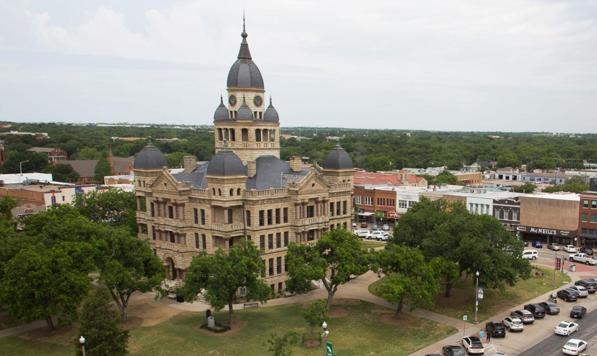 Denton County Courthouse on the Square