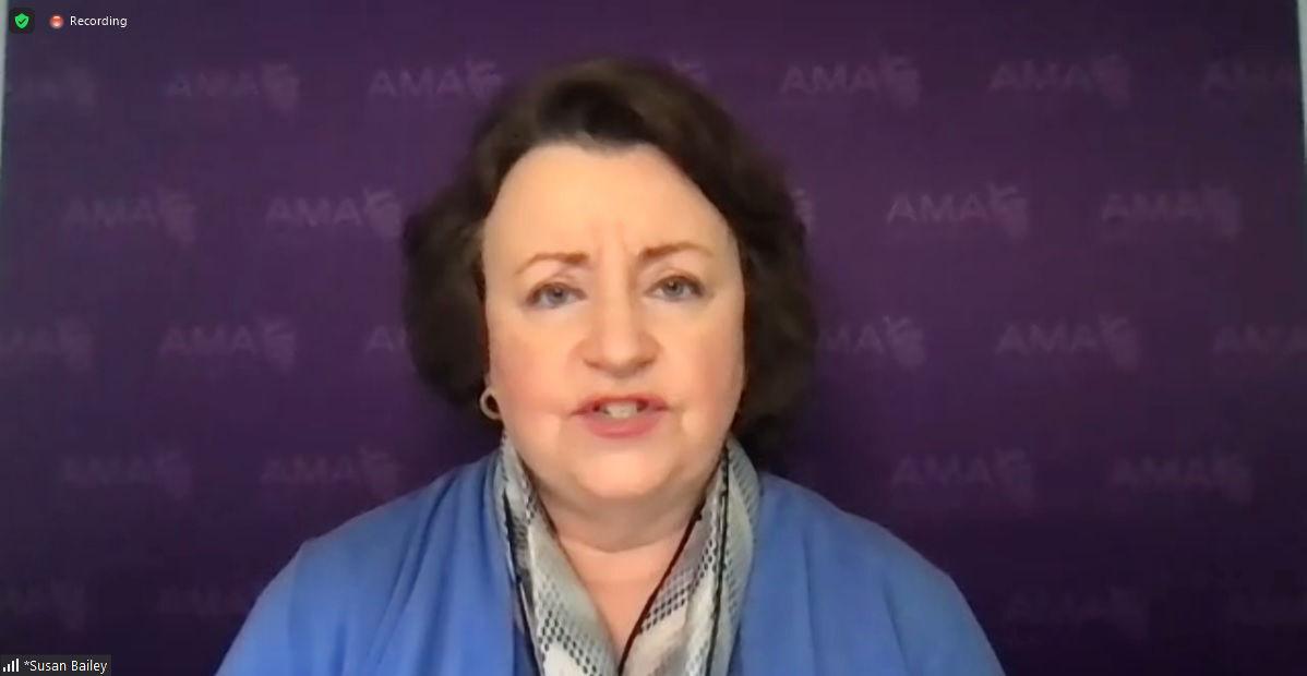 Dr. Susan Bailey, AMA