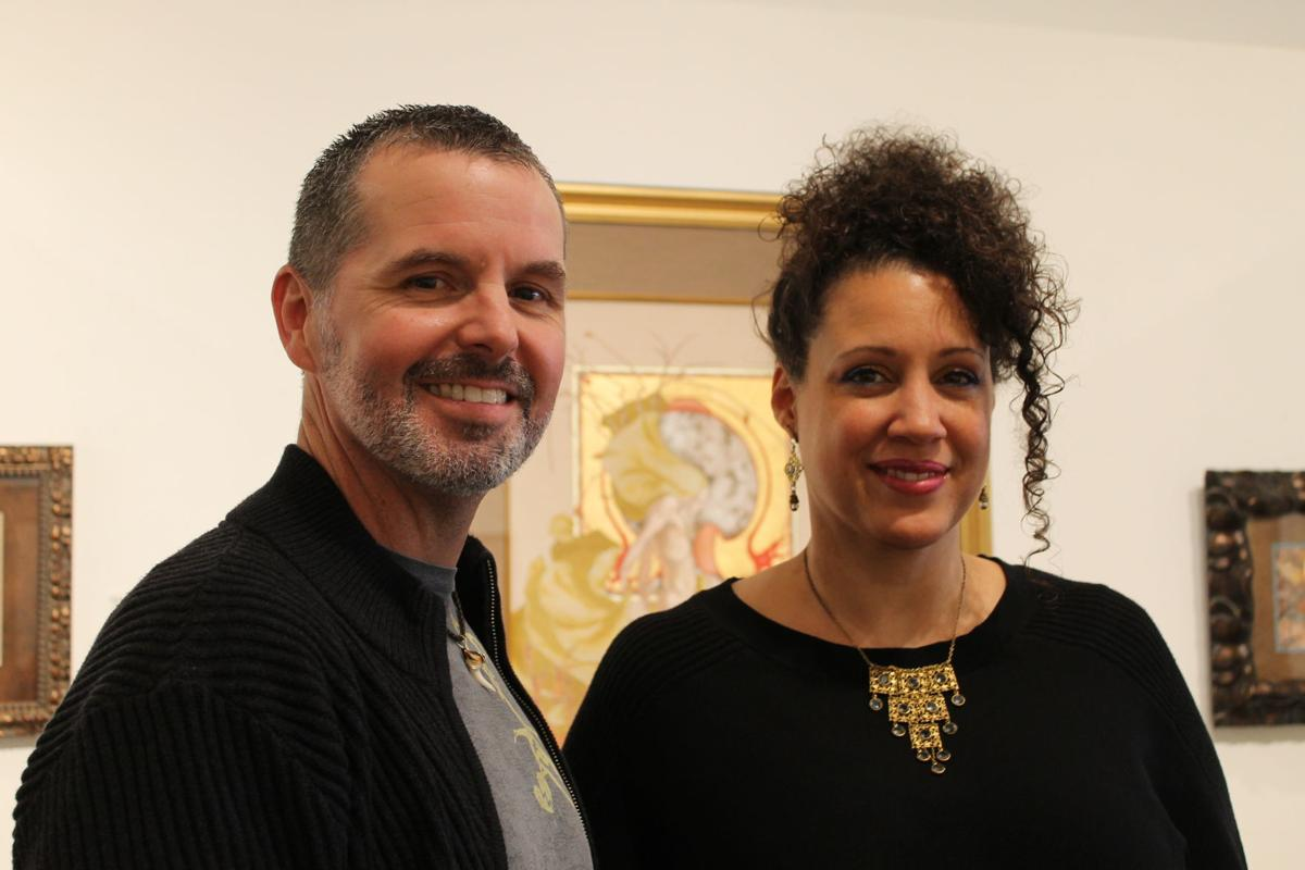Randall M. Good and Lisa West