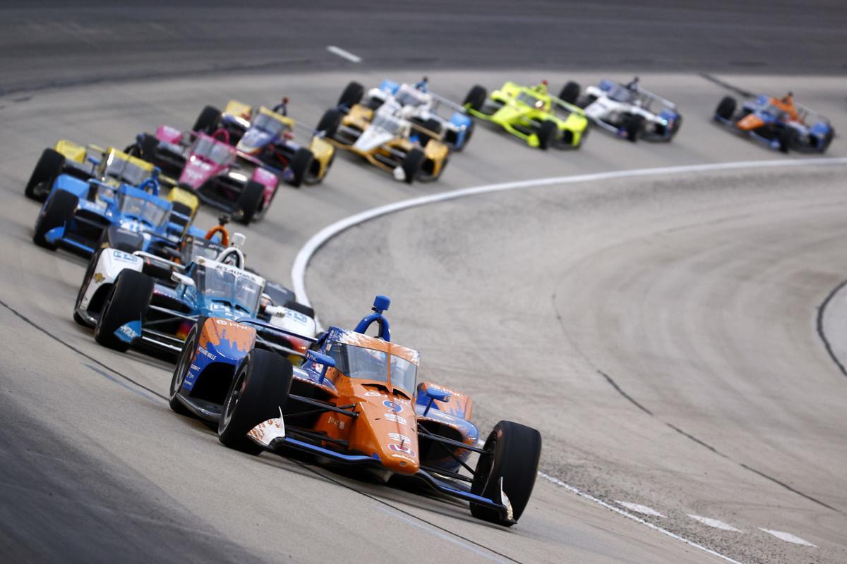 NTT IndyCar Series Genesys 300