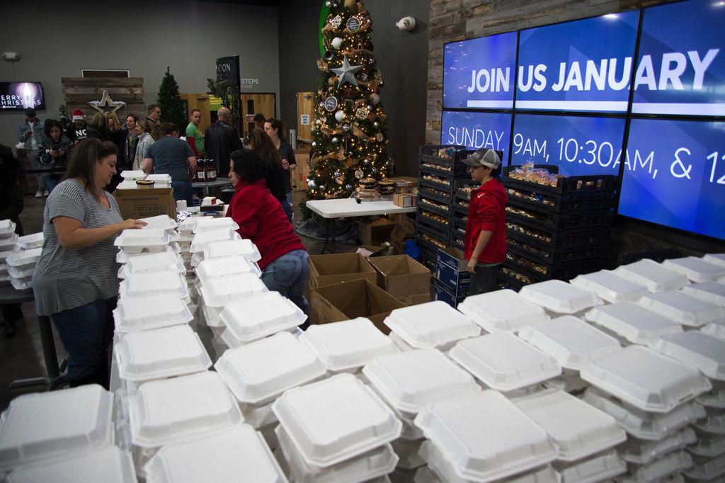 Denton nonprofit triples the Christmas cheer