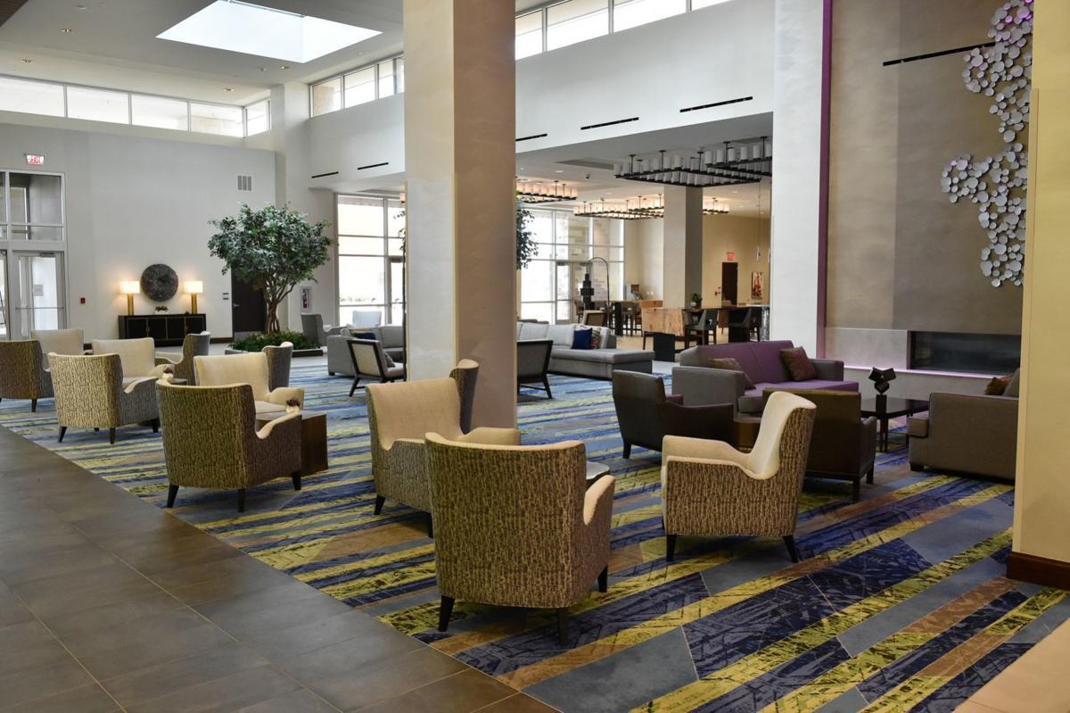 Embassy Suites interior