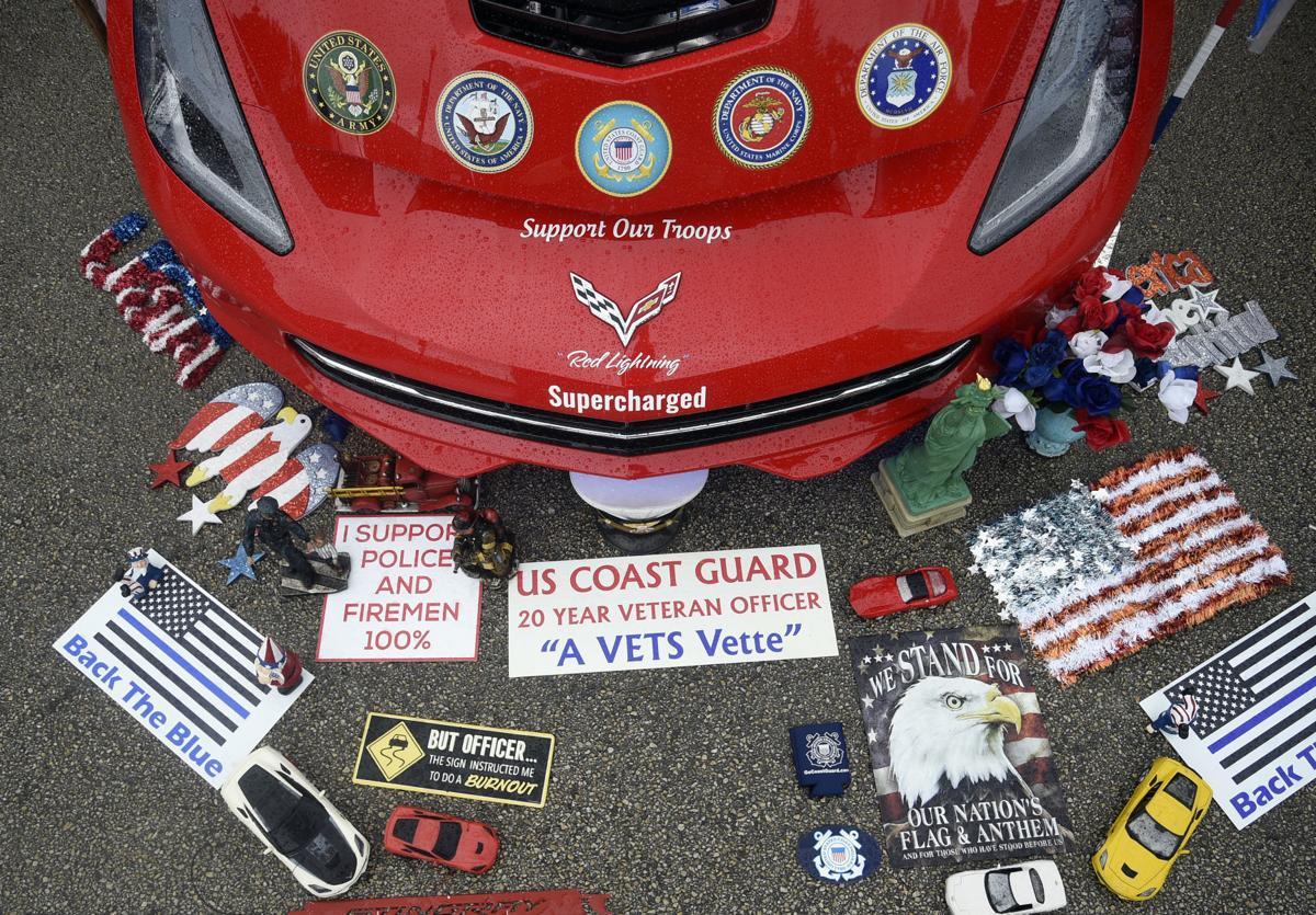 Patriot Corvette