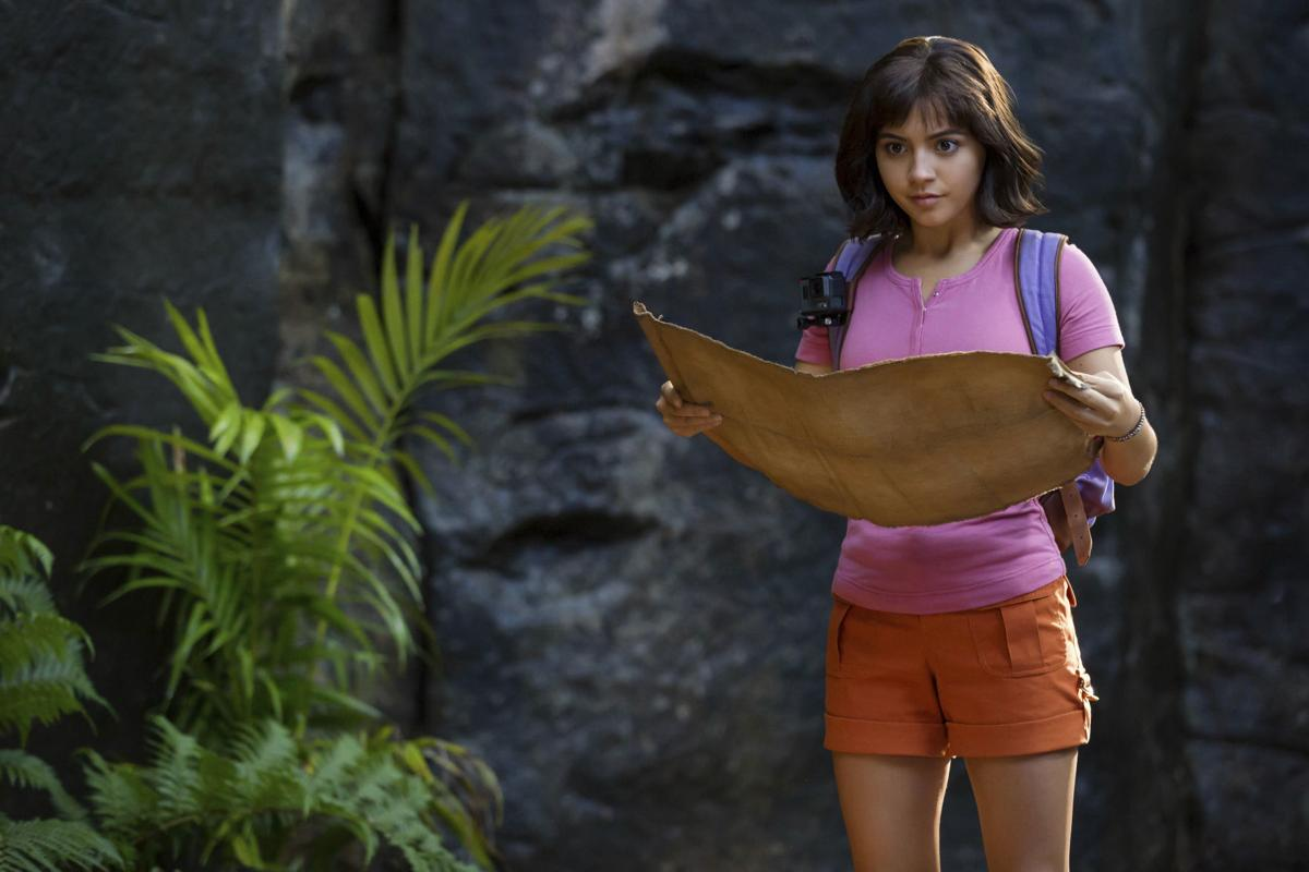 Film Dora and the Lost City of Gold
