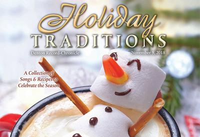 2018 Holiday Traditions