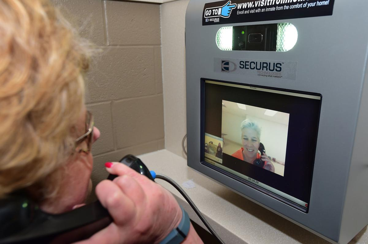 Denton County to search for new inmate video visitation