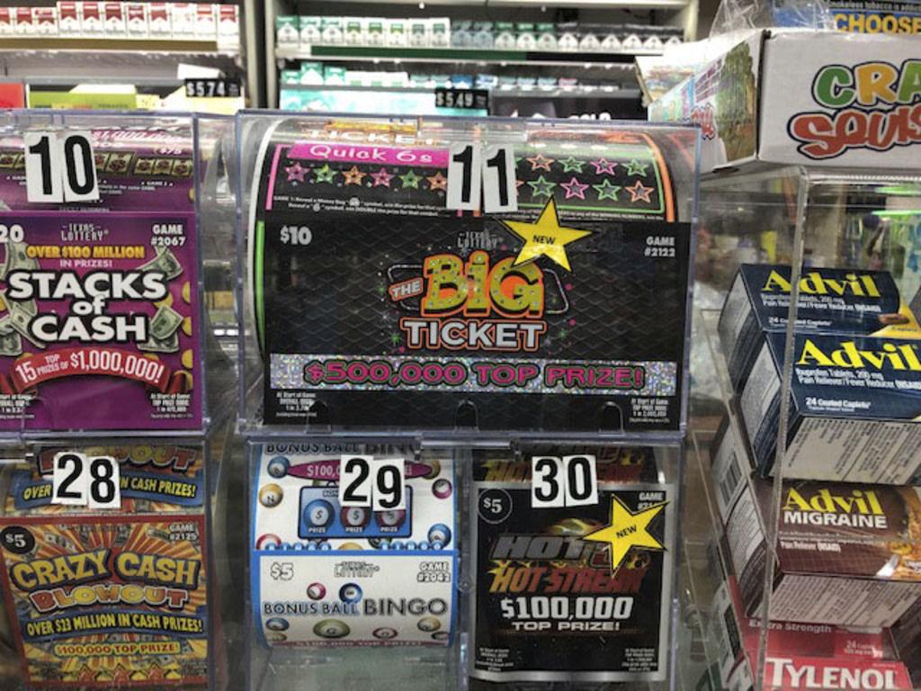 texas lottery 2