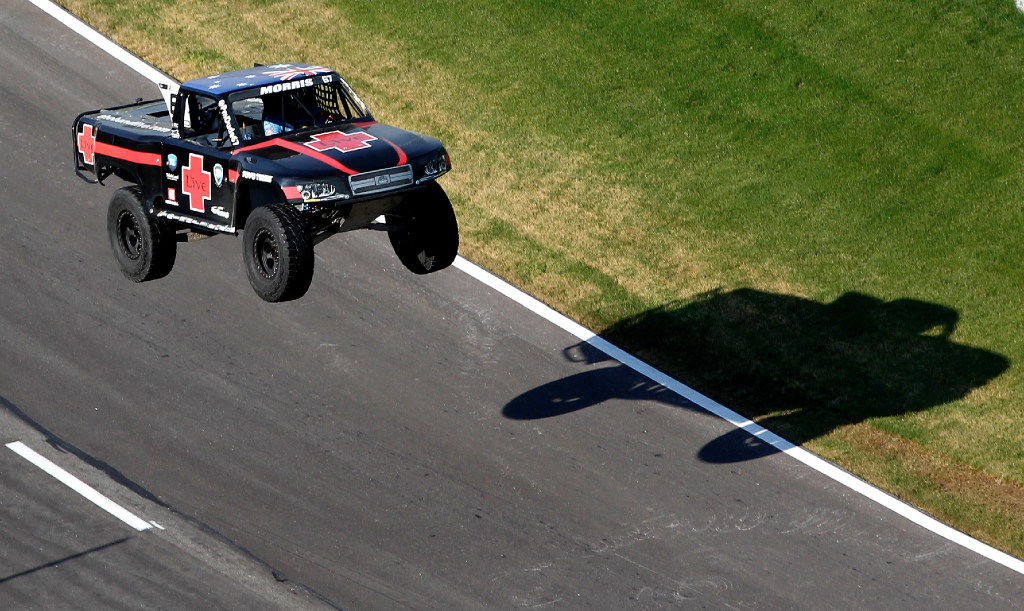 Motor sports: High-flying Stadium Super Trucks make Denton County debut