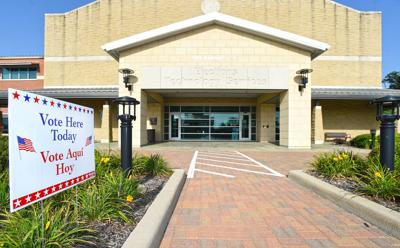 Denton County Elections Administrations Building