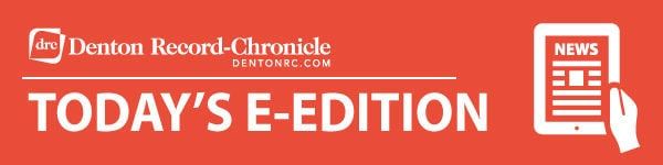 Denton Record-Chronicle - E-edition