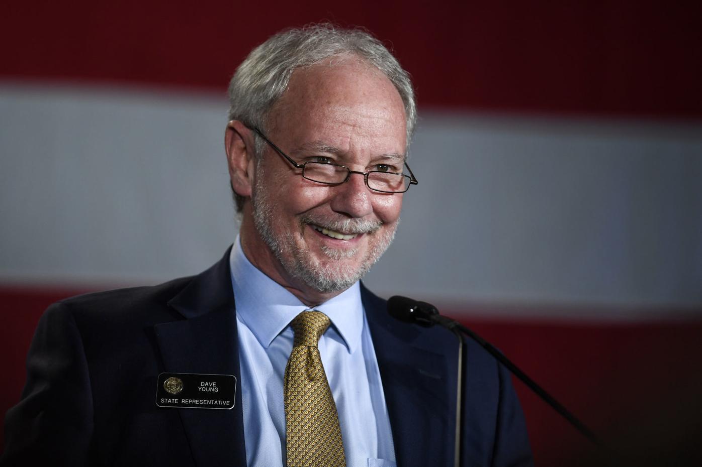 Colorado Treasurer Dave Young
