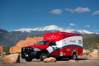 UCHealth mobile stroke unit