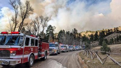 Cameron Peak Fires