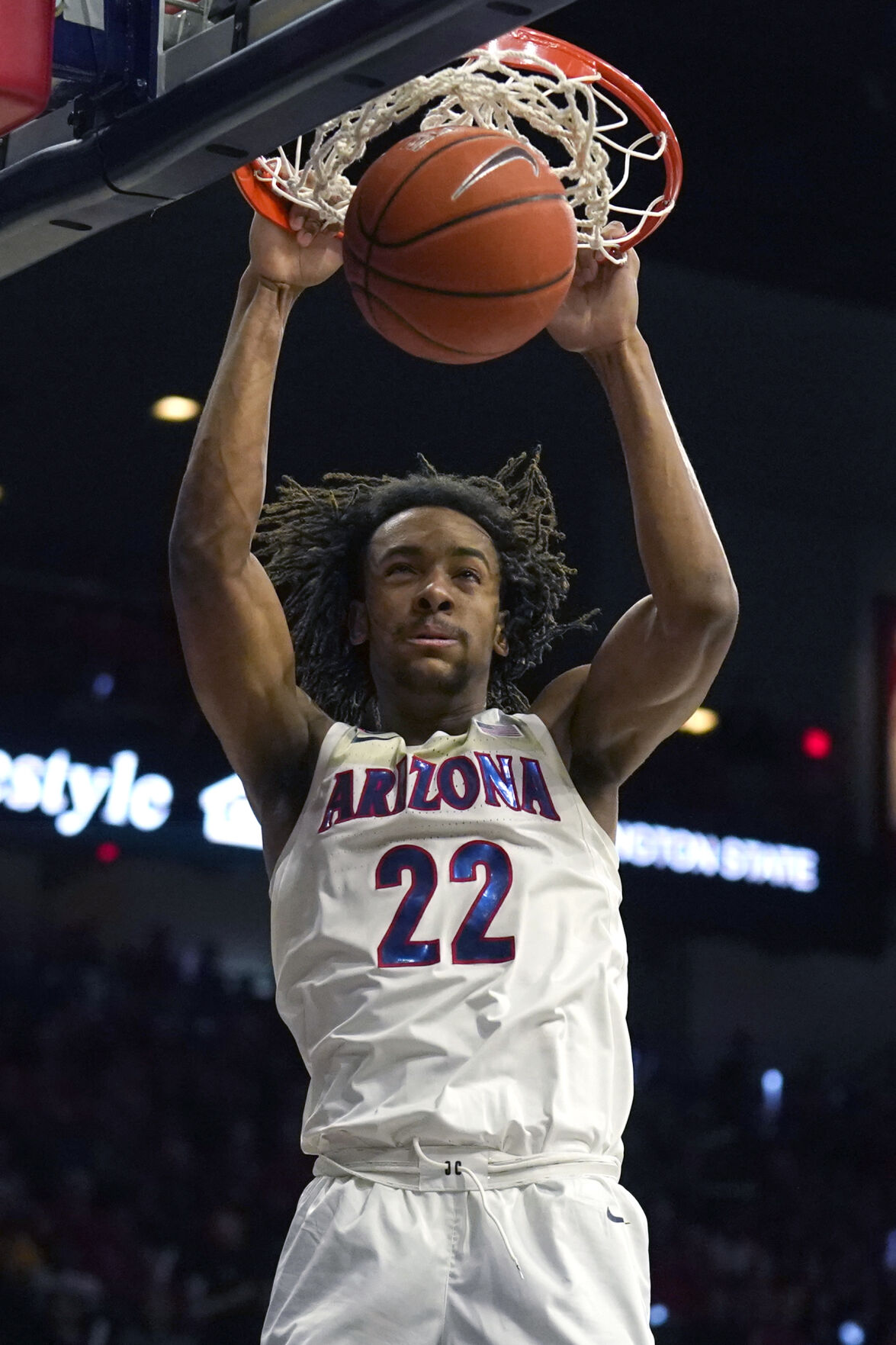 Washington St Arizona Basketball