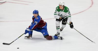 Stars Avalanche Hockey