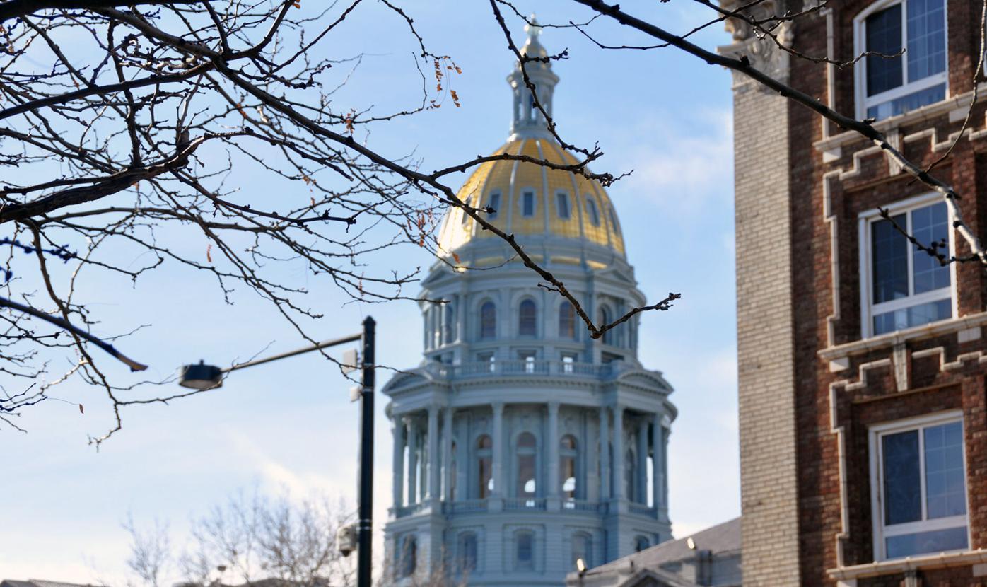 Colorado Capitol Dome (copy)