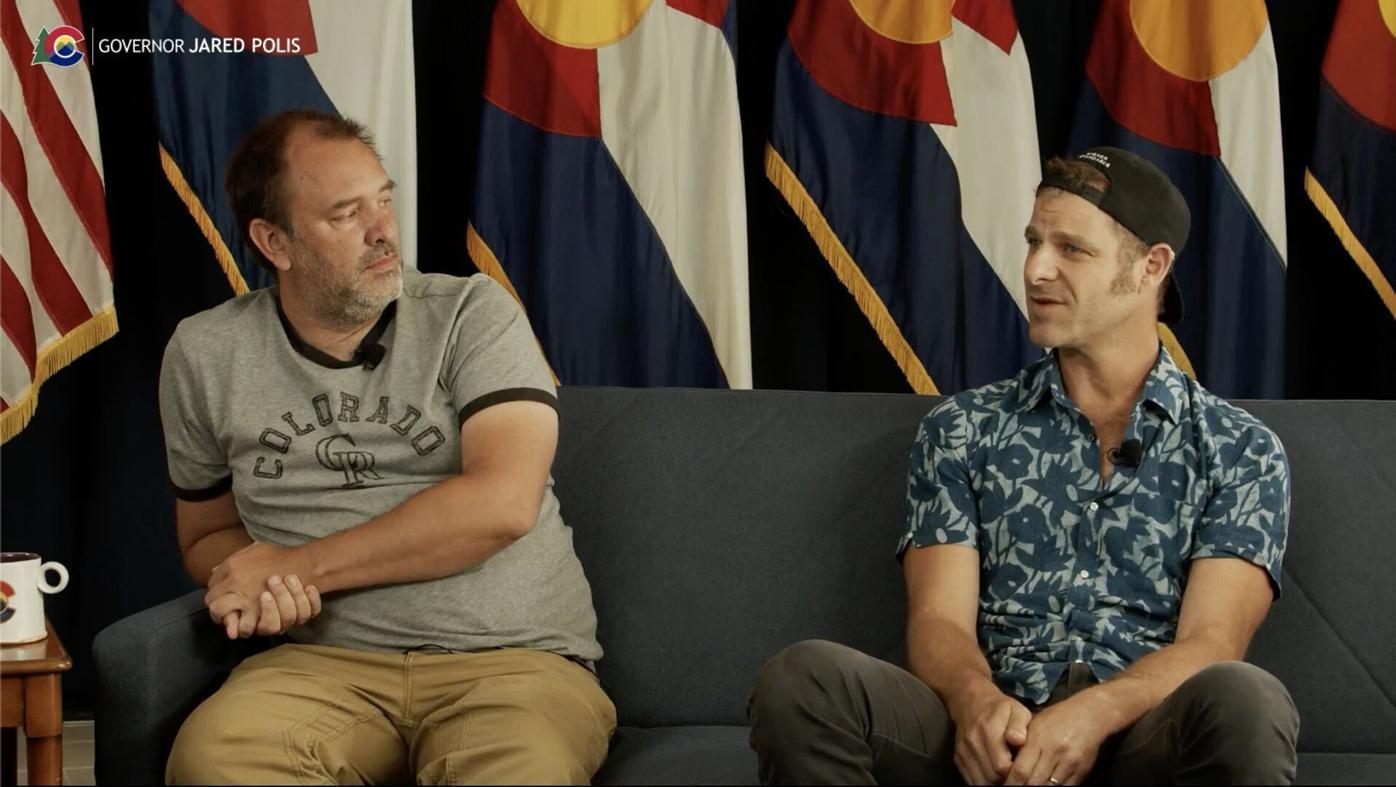 Trey Stone and Matt Parker