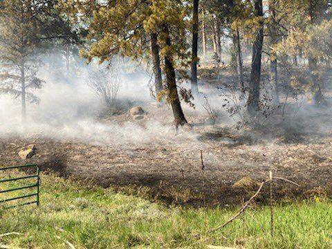 Platte River Fire