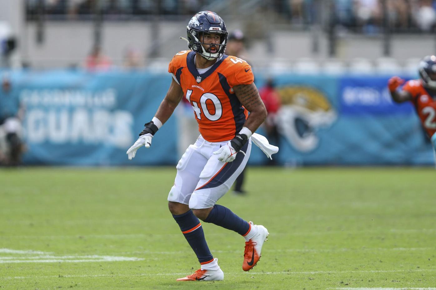 Broncos Jaguars Football