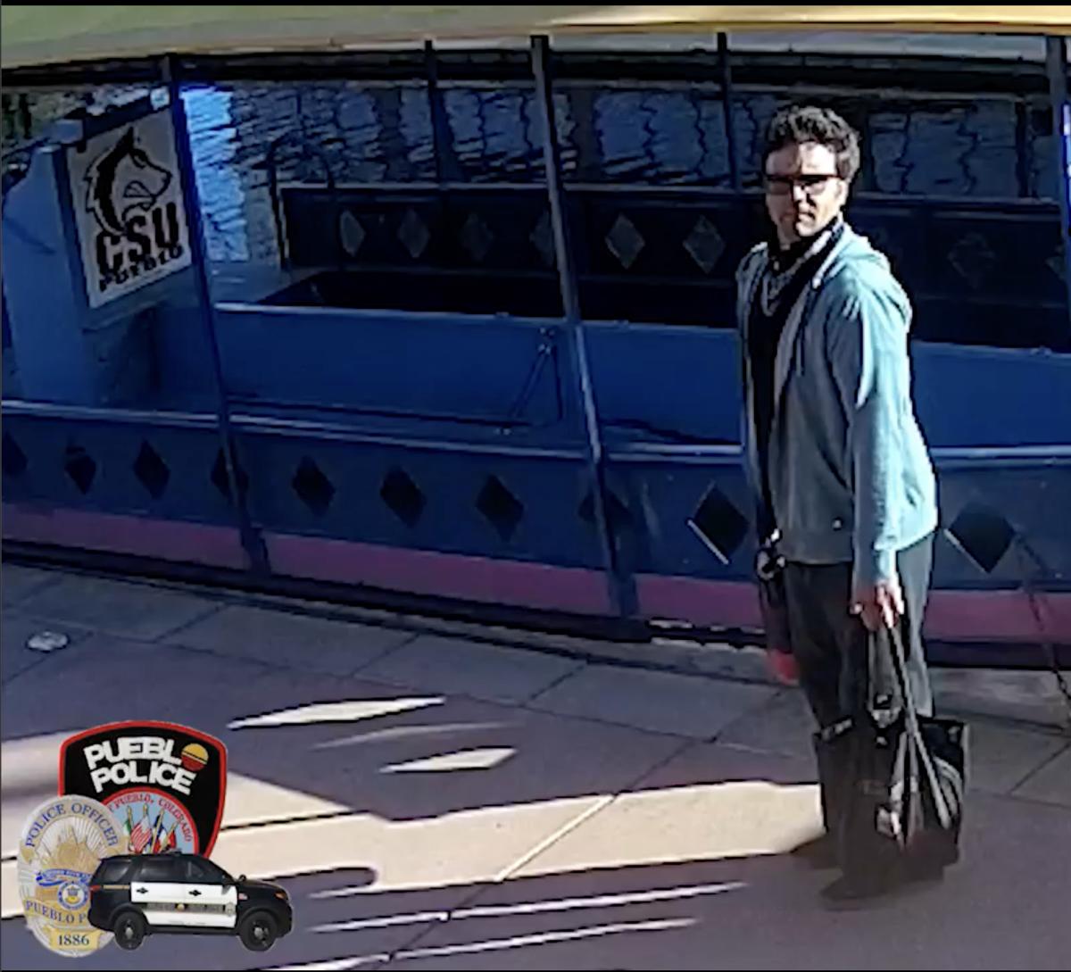 Pueblo riverwalk suspect