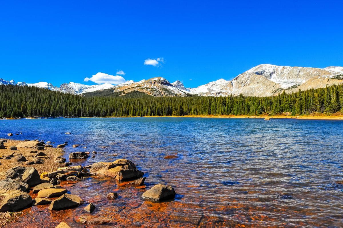 Brainard Lake State Park Colorado