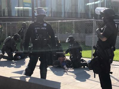 Civic Center Shooting Aftermath