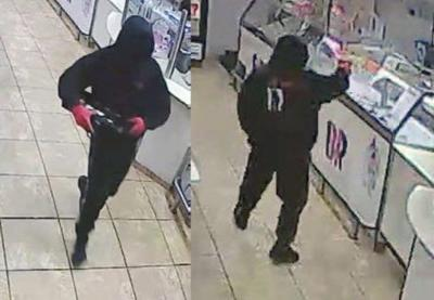 Baskin Robbins & Denny suspect 4-8-2021