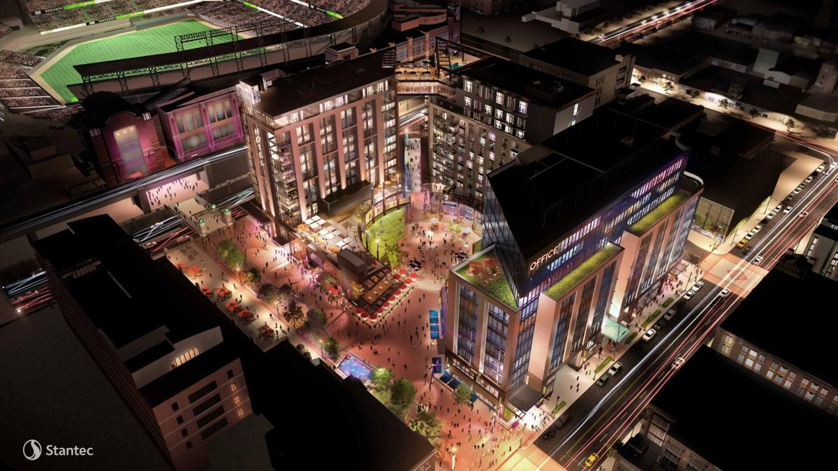 McGregor Square Rendering