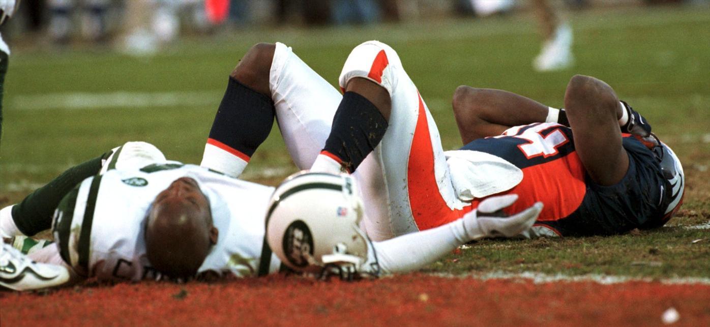 1/17/99 s broncos injuries