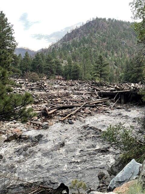 Poudre Canyon flooding