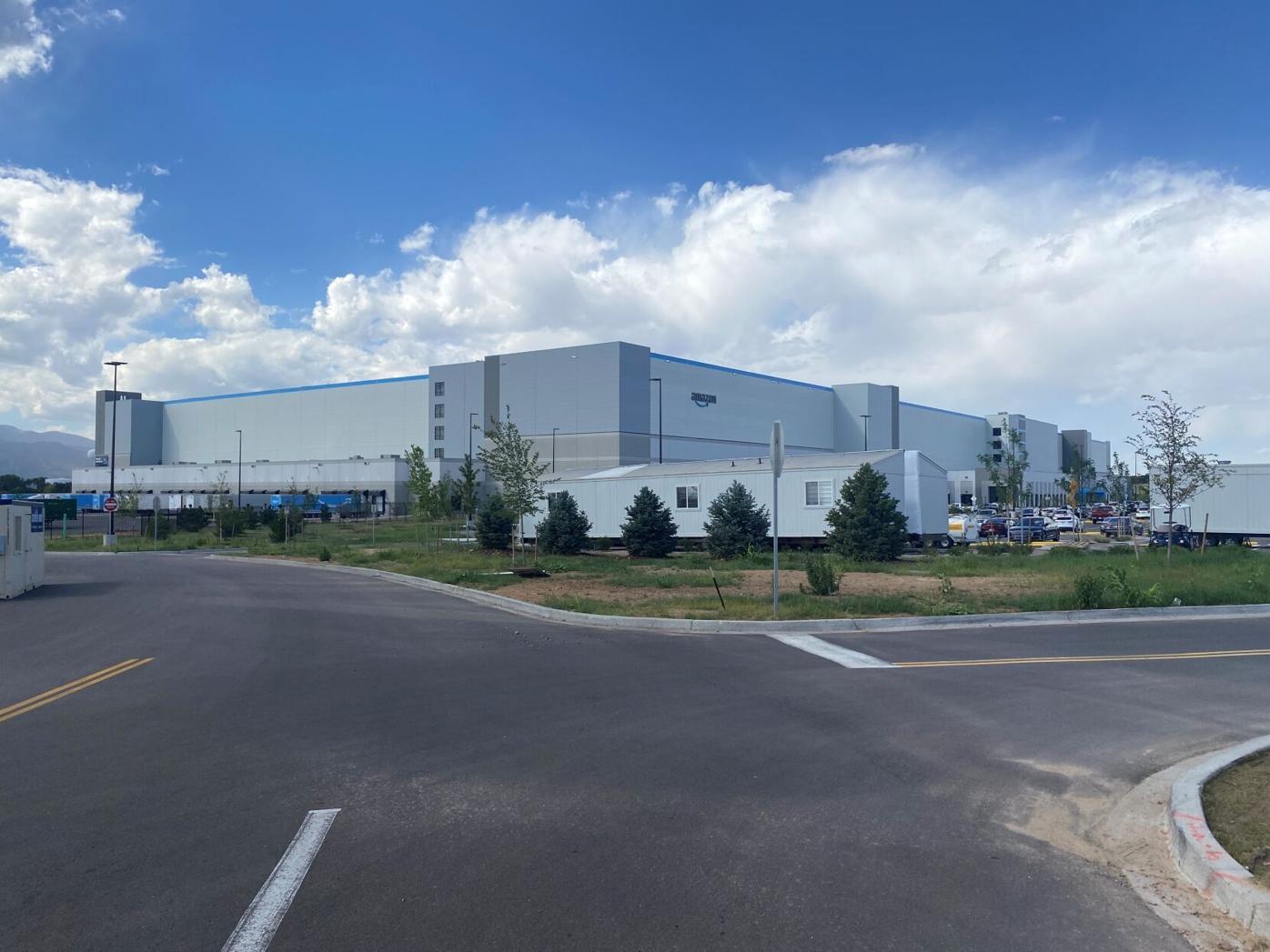 Amazon Fulfillment Center-Colorado Springs