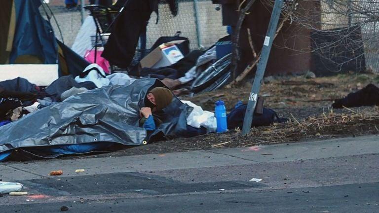 aurora mayor mike coffman homeless