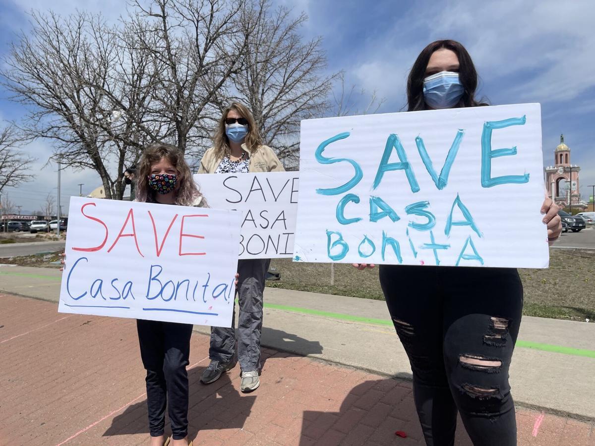 Save Casa Bonita rally 4-24-2021