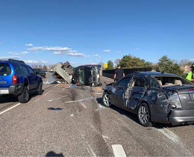 Suspected DUI crash in Lakewood 4-7-2021