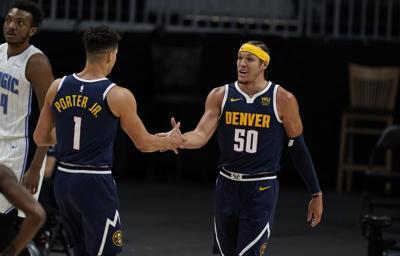 Magic Nuggets Basketball Gordon, Porter