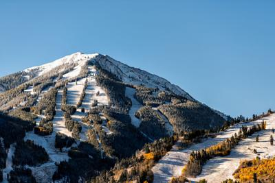 A look at some of the ski terrain in Aspen, Colorado. Photo Credit: krblokhin (iStock).