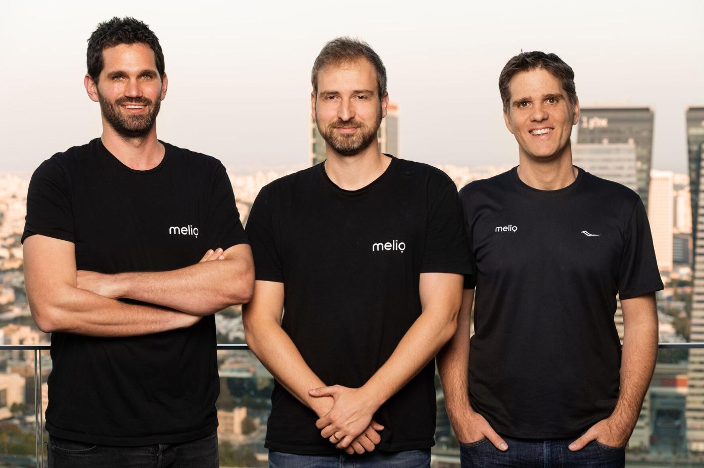 Melio founders
