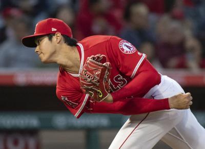 Angels-Ohtani Baseball (copy)